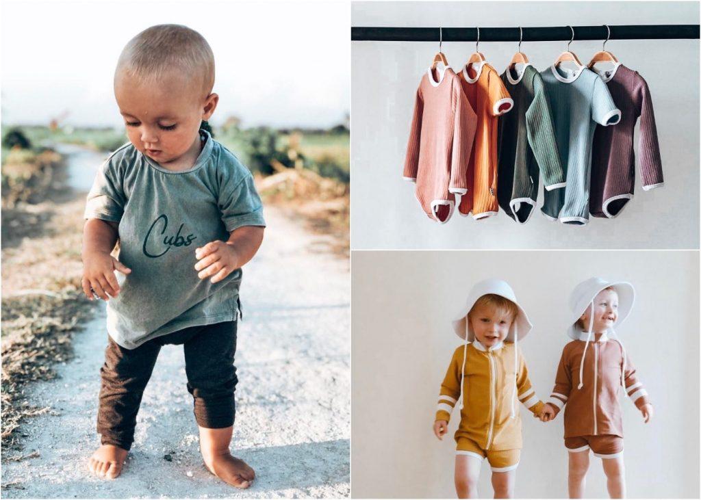 Personalised Baby & Kids Clothing